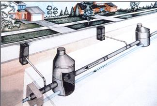 Performance Assessment of a Perforated Pipe Stormwater
