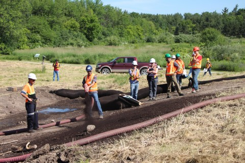 In class: Certified Inspector of Sediment and Erosion Control Training and Exam – Barrie @ Lampman Lane Community Centre