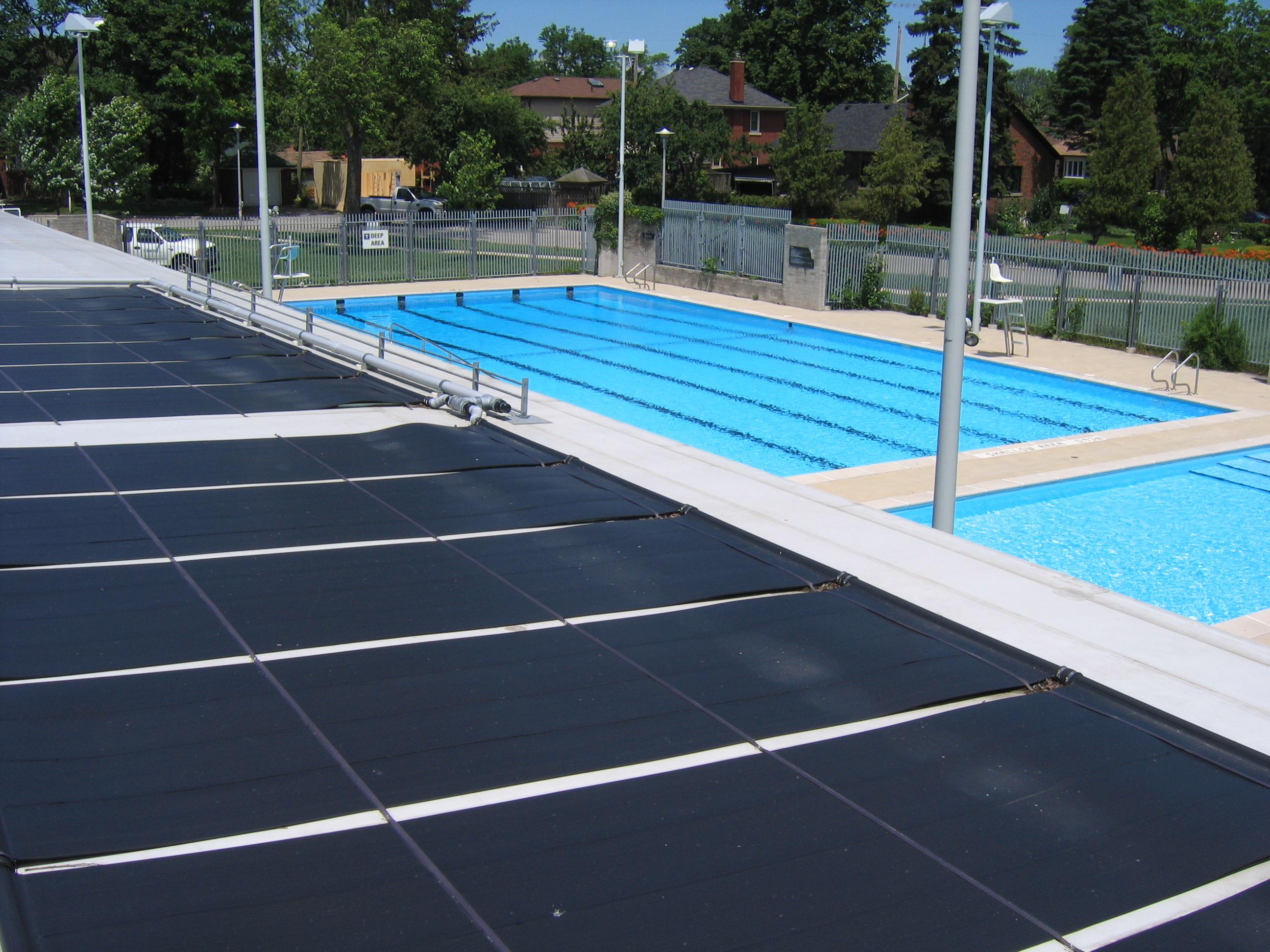 Solar Pool Heating Sustainable Technologies Evaluation