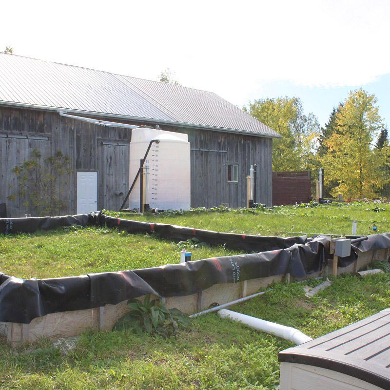 Soil Test Plots