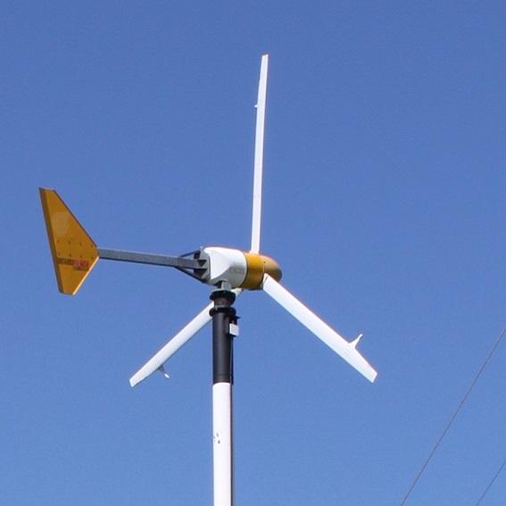 Wind Test Site