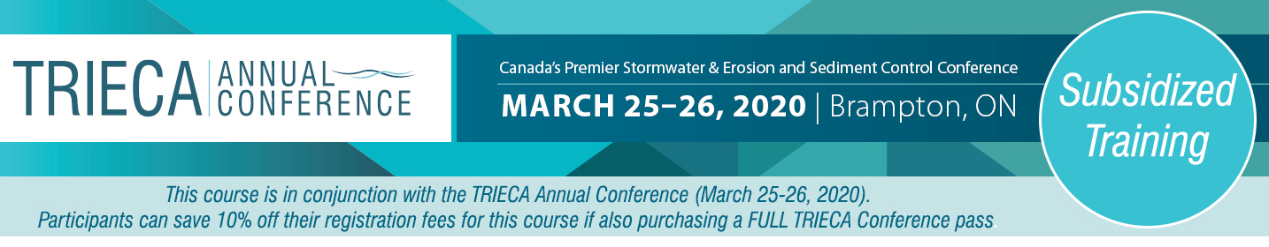 TRIECA Annual Conference March 25 to 26, 2020
