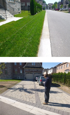 green infrastructure and inspection